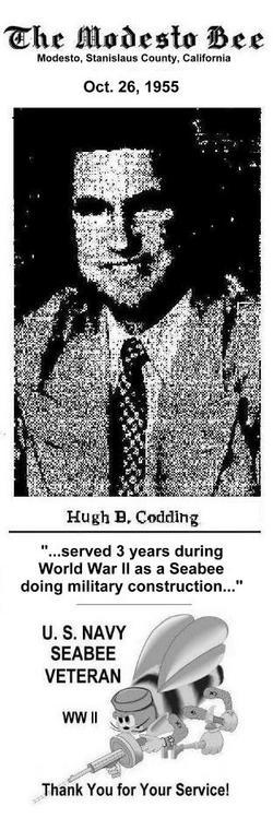 Hugh Bishop Codding