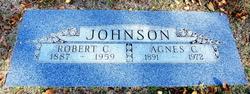 Agnes Christopher <i>Thompson</i> Johnson