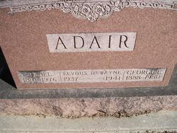 George E Adair