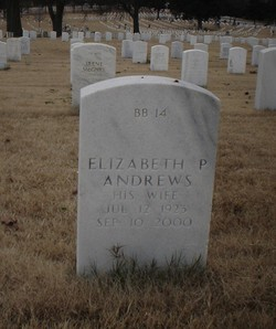 Elizabeth <i>P</i> Andrews