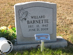 Willard Barnette