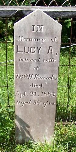 Lucy Ann Henrietta <i>Trenholm</i> Knowles