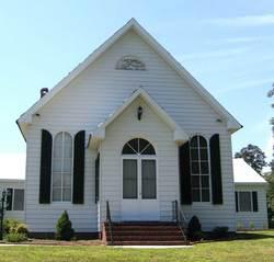 Mizpah United Methodist Church Cemetery