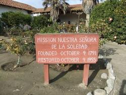 Soledad Mission Cemetery