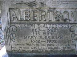 Joseph E Albertson