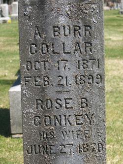 Aaron Burr Collar