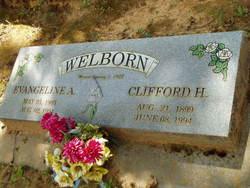 Evangeline Ninaclarissa <i>Allen</i> Welborn