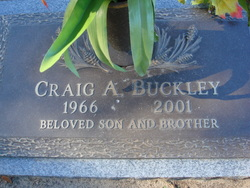 Craig A Buckley