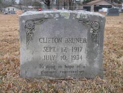 Clifton Bruner