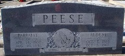August Peese
