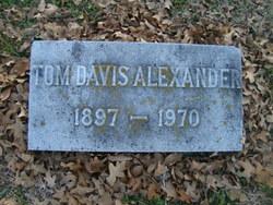 Tom Davis Alexander