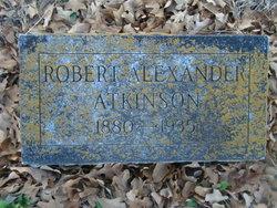 Robert Alexander Atkinson