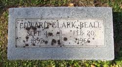 Edward Clark Ned Beall
