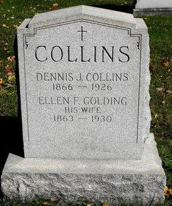 Ellen F <i>Golding</i> Collins