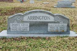 James Gray Arrington
