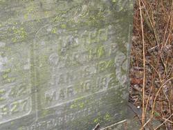 Martha B <i>Reed</i> Vallandingham