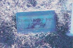 Charles Marion Baine
