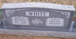 Betty Lou <i>Bennett</i> White