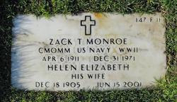 Helen Elizabeth Monroe