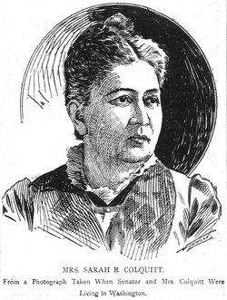 Sarah L. <i>Bunn</i> Colquitt