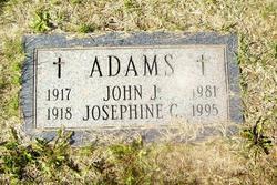 Josephine C Adams