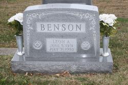 Leon Austin Benson