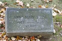 Anna Mary Bodine