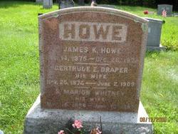 Gertrude Emma <i>Draper</i> Howe