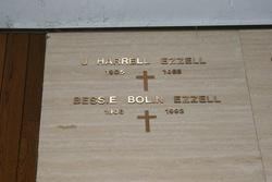 Bessie <i>Bolin</i> Ezzell
