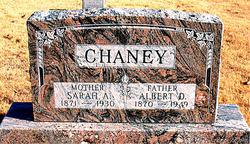 Albert D. Chaney