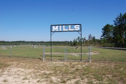 Dave Mills Cemetery
