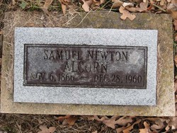 Samuel Newton Alcorn