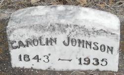Carolin Johnson