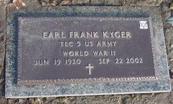 Earl Frank Kyger