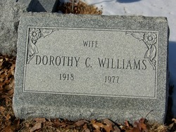 Dorothy Caroline <i>Rose</i> Williams