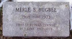 Merle Stanley Bugbee