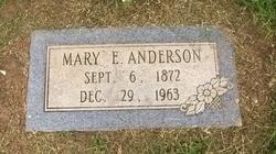 Mary <i>Elliot</i> Anderson