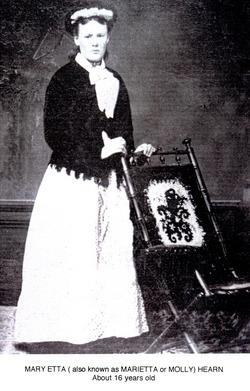 Mary Etta <i>Hearn</i> Beeks
