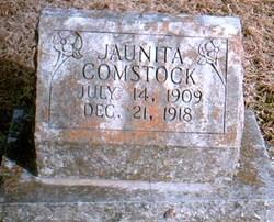 Hellen Juanita Comstock