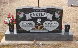Wilma Wanda Bartley