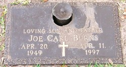 Joe Carl Burns