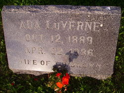 Ada LuVerne Brown