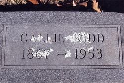 Callie <i>Quillen</i> Kidd