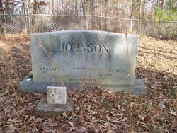 Nancy <i>Dickerson</i> Johnson