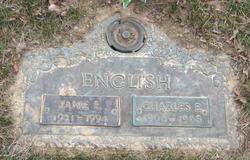 Janie E <i>Howard</i> English