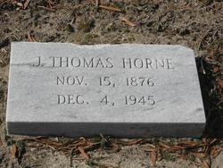 James Thomas Horne