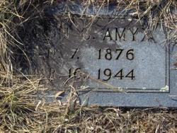 Byron C Amyx