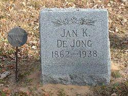 Jan Klaas de Jong