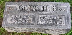 Alice <i>Chenault</i> Boucher
