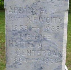Harriet Anna Hattie <i>Centerbar</i> Newcity